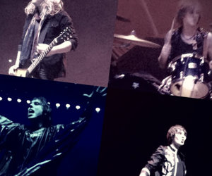 bands, rock band, and british rock band image