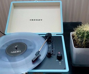 blue, music, and grunge image