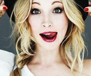 candice accola, tvd, and the vampire diaries image