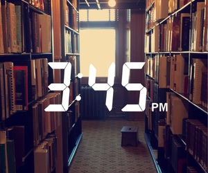 books, capital, and library image