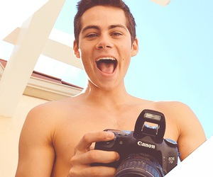 dylan, dylano'brien, and o'brien image