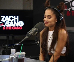 ariana grande, interview, and icon image