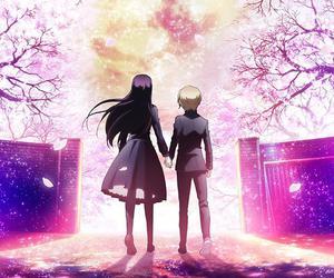 anime, Relationship, and anime couples image