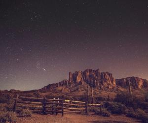 grand canyon, night, and star image
