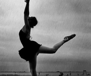 rain, dance, and ballet image