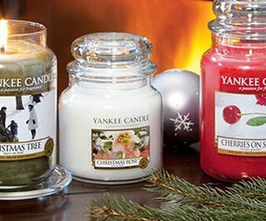 candle, bath and body works, and yankee candle image