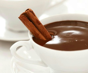 chocolate, hot ​chocolate, and delicious image