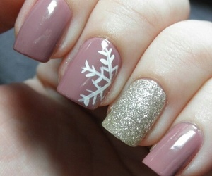 nails, nail art, and manicure image