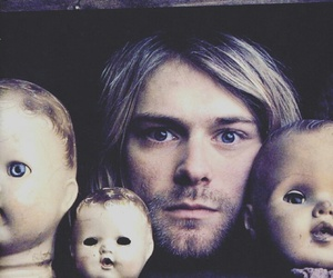 nirvana, kurt cobain, and kurt image