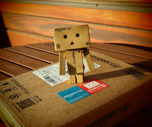 alone, danbo, and photo image