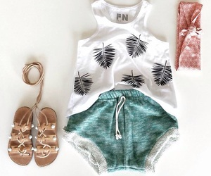 baby, outfit, and clothes image
