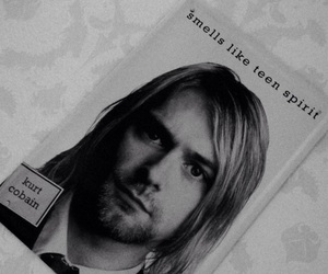 grunge, Hot, and kurt cobain image