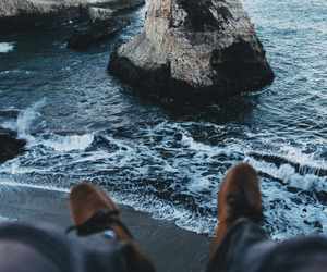 sea and nature image