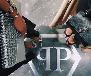 bff, shopping, and philipp plein image
