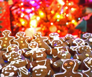 biscuits, christmas, and holidays image