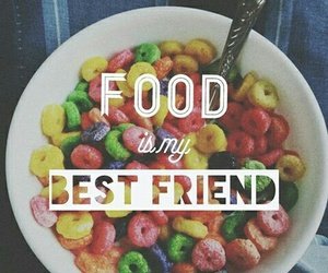 food, best friends, and wallpaper image