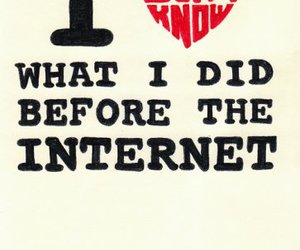 internet, text, and heart image