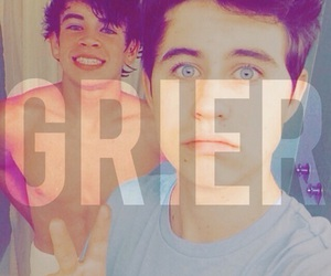 nash grier, grier, and hayes grier image