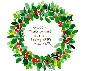 christmas, merry christmas, and new year image