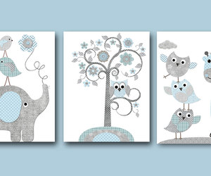 room decor, room, and kids wall art image