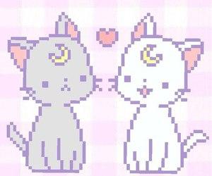 kawaii, pale, and cute image