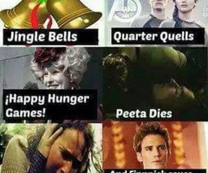 song, katniss, and the hunger games image