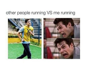 funny, lol, and run image