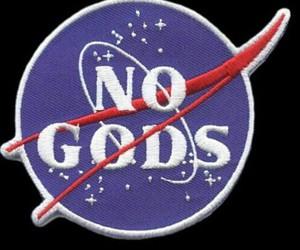 god and nasa image