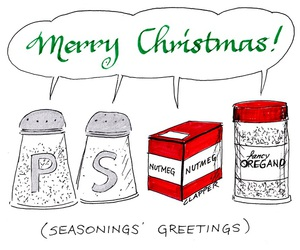 christmas, doodle, and puns image