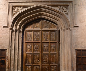 doors, harry potter, and london image