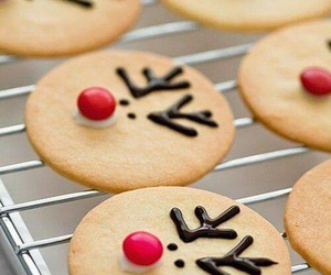 Cookies, holiday, and creative idea image