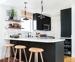 decoration, design, and kitchen image