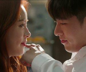 kiss, k-drama, and ha na image