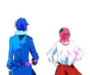 fushimi and sarumi image