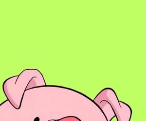 gravity falls and pig image