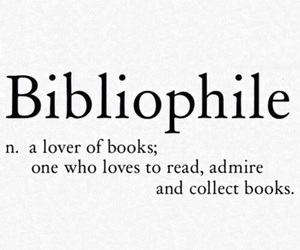 book, bibliophile, and read image