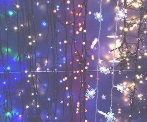 beautiful, new year, and lights image
