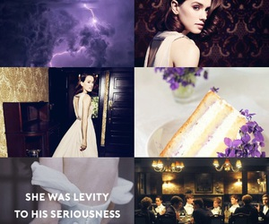 violet, purpura, and the crown image