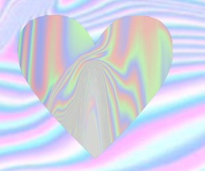 background, heart, and pastel image
