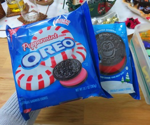 food, candy, and oreo image