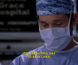 derek, greys anatomy, and quotes image