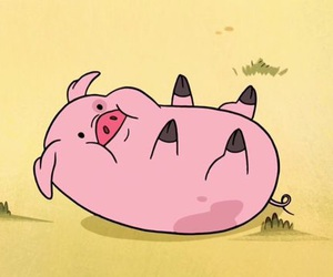 waddles and gravity falls image