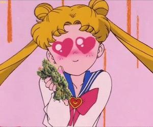 sailor moon, anime, and usagi image