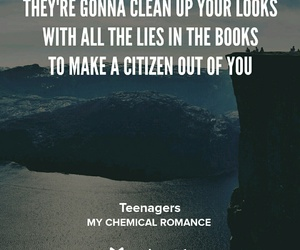 lyric, Lyrics, and mcr image