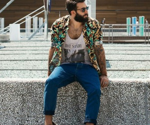 clothes and men image
