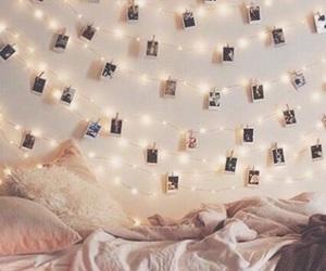 lights, room, and tumblr image