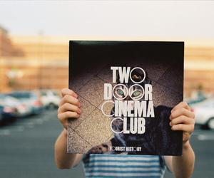 two door cinema club, music, and vintage image