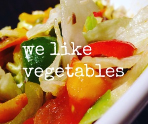 'food' and 'vegetable' image