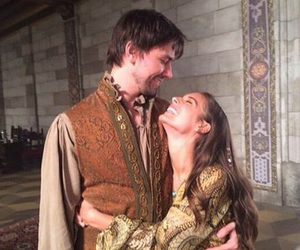 reign, torrance coombs, and bash image