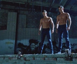 teen wolf, twins, and ethan image